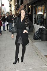 Melissa Gorga photo by celebrities in tights