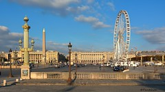 Paris : Place de la Concorde photo by Pantchoa
