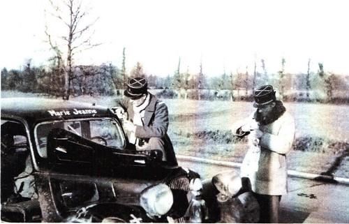 1944- France- Henri Beauge Berube et la Marie Jeanne Source  20 ans en 1940 de Henri Beauge