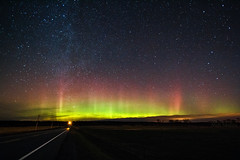 Wall of Light photo by Matt Molloy