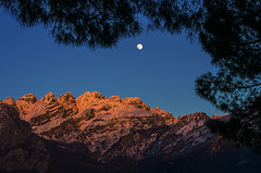 Spunta la luna dal monte photo by Fab!!