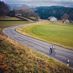 Winter ride photo by Alain Rumpf