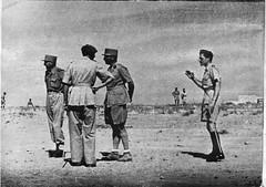 RA- 1942- Bir Hakeim- JC Laurent-Champrosay  après la sortie - source Bir Hakeim 1943 43