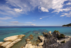 Chalkidiki bay.........ON EXPLORE! photo by Sunsword & Moonsabre