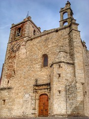 Iglesia de San Mateo (St. Matthew Church) Cáceres photo by aliciasanp