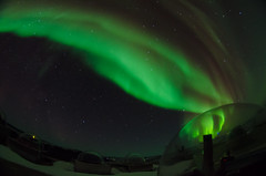 Damn the engines! Full power to the Aurora Cannon! photo by musubk