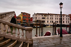 Venice : Ponte degli Scalzi photo by Pantchoa
