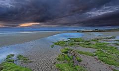 Nairn Beach. photo by Gordie Broon.