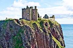 Dunnotar detail photo by inFocusDCPhoto – Young Spanish photographer