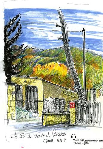 53 rue du paradis - Cahors