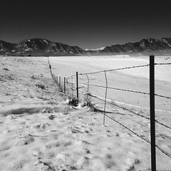 My Best iPhone Ansel Adams Attempt photo by Nathan Gilmer
