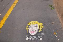 Monroe is Alive! photo by Romek✈︎Samolot