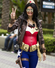 Wonder Con 2014 photo by San Diego Shooter