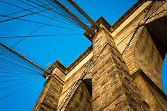 Brooklyn Bridge photo by iwillbehomesoon