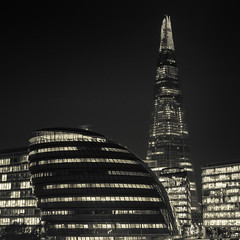 City Hall & The Shard 'Explored' photo by Glasgow_Matt