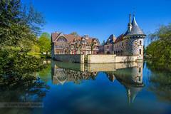 Saint-Germain-de-Livet - Pays d'Auge - Calvados - Normandie - Normandy - France photo by Frank Smout