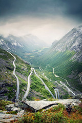Trollstigen photo by Youronas