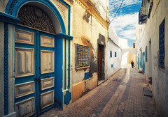 Streets of Kairouan photo by Philipp Klinger Photography
