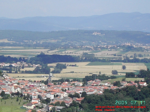 Vertaizon (Puy de Dôme) Plaine de la Limagne