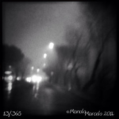 13/365. Niebla photo by Manolo Marcelo