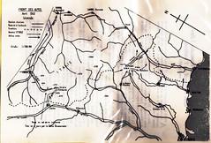 1945- Authion- Route du Col de la Lombarde