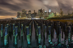 Apocalyptic Manhattan [Explored] photo by Ramón M. Covelo