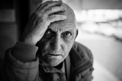 The eighty-years-old photographer photo by Giulio Magnifico