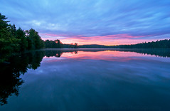 Summer memories of Algonquin Park. Dawn light. photo by jaros 2(Ron)