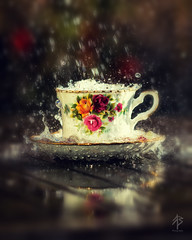 "Week # 12 of 52 for 2014 - ""Storm in a Teacup"" photo by fearghal breathnach"
