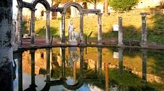 The Canopus Pool...... Hadrian's Villa photo by pallab seth