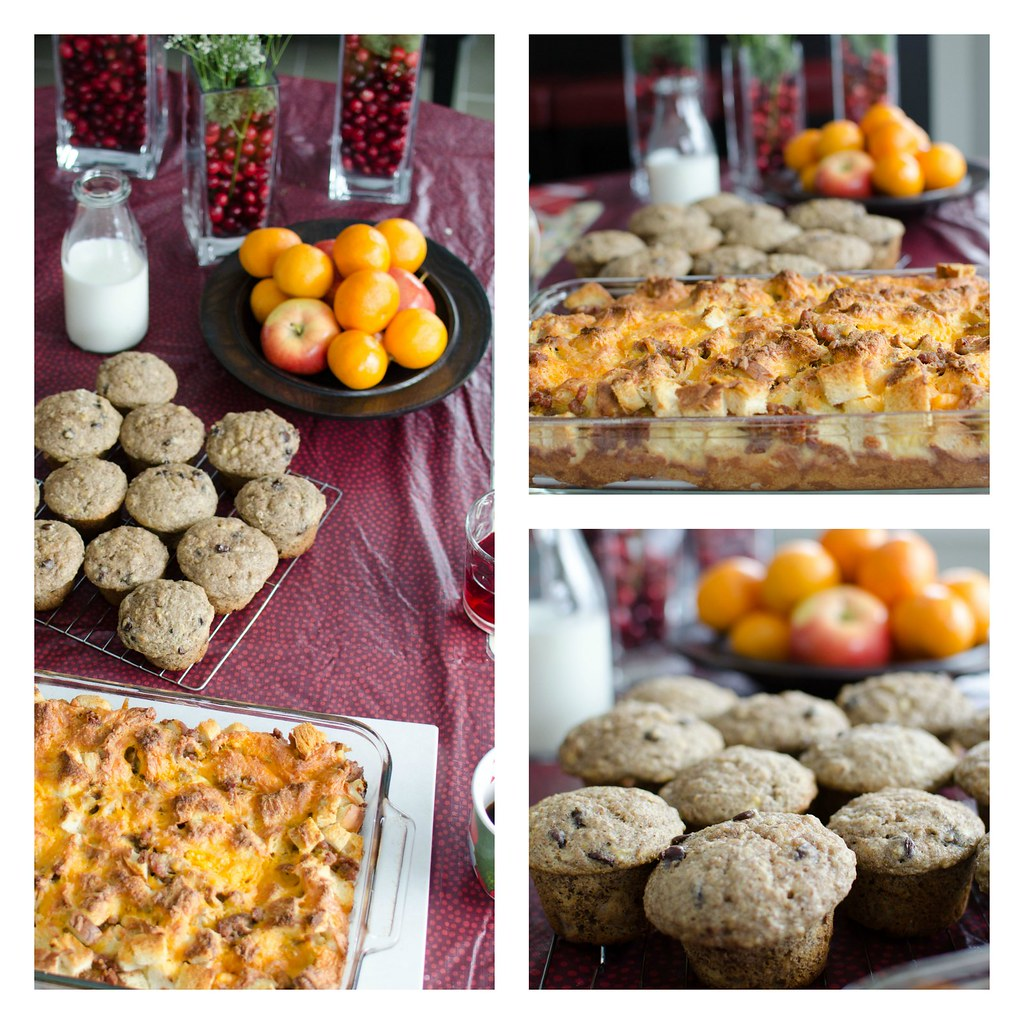 Christmas at my Kitchen Table  Brunch personallyandrea.com