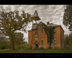 Kickapoo Union High School 1895 photo by Whitney Lake