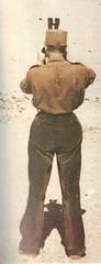1942- Koenig - Libye- Bir Hakeim-  binoculaire de gaulle