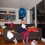 Opening more presents<br/>19 Jan 2014
