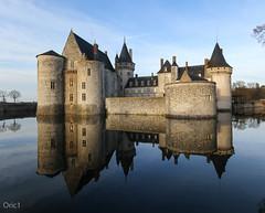 Château de Sully-sur-Loire - Loiret - France photo by Oric1