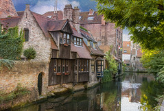 Bruges, Belgium photo by Cat Girl 007