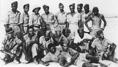 BP- 1942- Bir Hakeim- Groupe du Bataillon du Pacifique