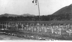 Italie - 1944- cimetière de San Giorgio