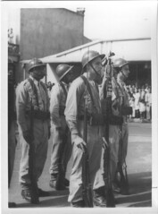 BP- 1946 - La nouvelle garde du fanion -Fonds Jean Tranape