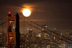 Full Moon + 1 photo by Tim McManus