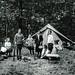Mrs. Kennicott and Campfire Girls at Deer Grove East