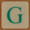 DOUBLE QUICK! letter G