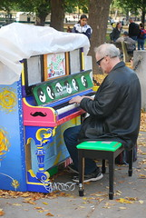 Boston street piano