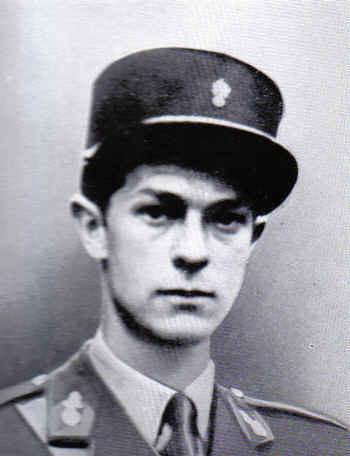 Cadet de la France Libre - Patrick Beaufrère - 13 DBLE