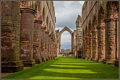 4423 - Fountains Abbey, Ripon, North Yorkshire photo by foxxyg2