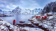 Primary | Hamnøy, Lofoten, Norway photo by v on life