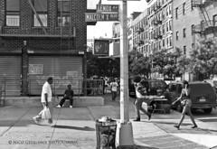 Harlem Street - Street Series #4, New York City photo by Nico Geerlings