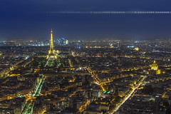 Paris ville lumière photo by Guillaume Chanson