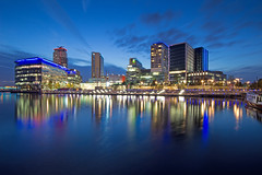 Blue Quays.... photo by Digital Diary........