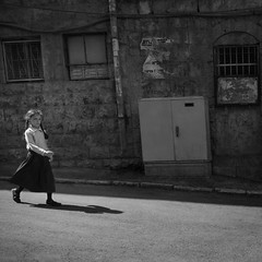On the streets photo by Corot Classical Images